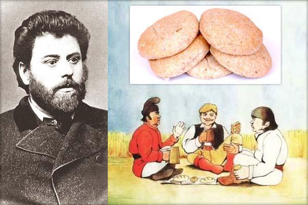 Cinci pâini de Ion Creangă