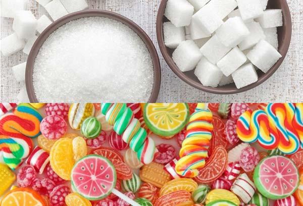 Zahăr - Produse zaharoase