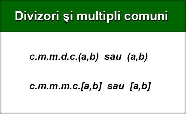 divizori-comuni-multipli-comuni