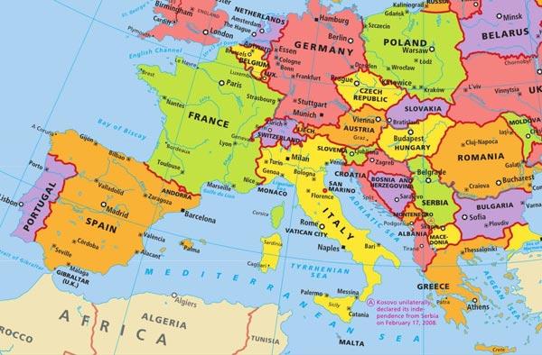 Europa Sudică (1)