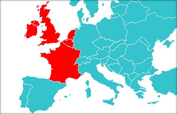 Europa Atlantică