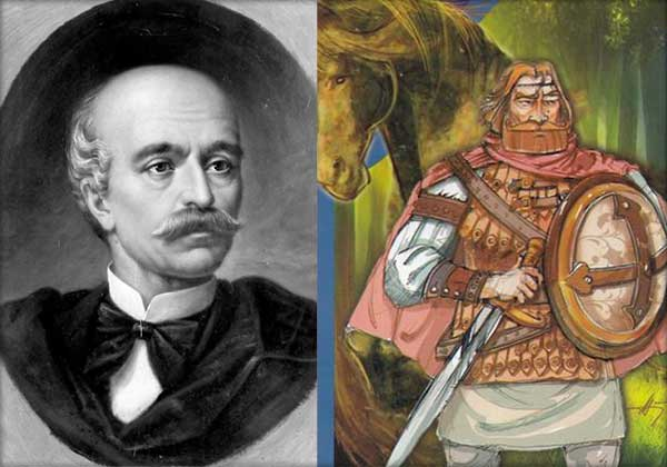 Vasile-Alecsandri---Dan,-capitan-de-plai