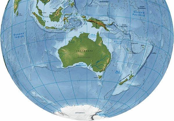 Australia-Oceania-Antarctica