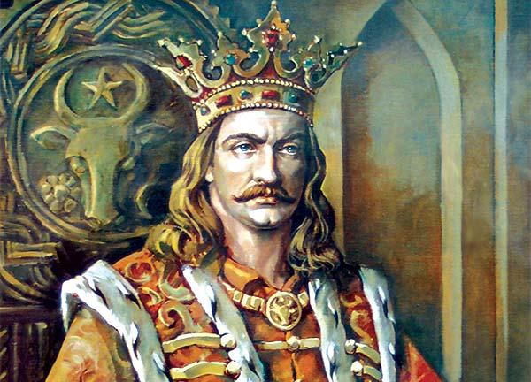 Imn lui Ştefan cel Mare de Vasile Alecsandri