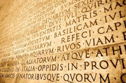 De lingua latină... Quid ea est